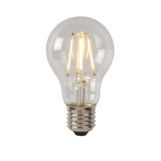 Ampoule à filament LED dimmable verre transparent E27 5W