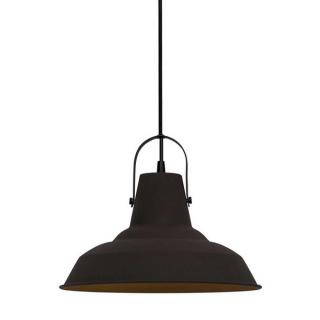 luminaire nordlux suspension andy 30 métal et plastique rouille 11010031 principale