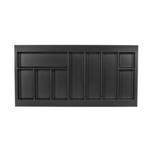Range-couverts sous plaque de cuisson 9 compartiments pour tiroir Schmidt