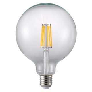 luminaire nordlux ampoule à filament led g95 globe verre transparent e27 8 2w 11060018 principale