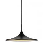 luminaire nordlux suspension skip 35 éclairage led intégré métal et acrylique noir 11010024 principale