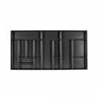 Range-couverts 16 compartiments pour tiroir Schmidt grande profondeur