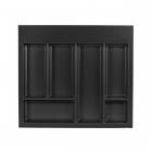Range-couverts sous plaque de cuisson 6 compartiments pour tiroir Schmidt