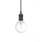 luminaire nordlux suspension avra métal noir chrome 11060015 détail 1