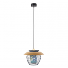 luminaire market set suspension oasis midnight blue 11010009 détail 1
