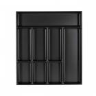 aménagement tiroir intérieur schmidt largeur 60 cm profondeur 62 70 cm thermoforme gris anthracite caneo rcou16070 principale