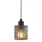 luminaire nordlux suspension hollywood métal et verre ambre 11010025 principale