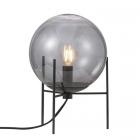 luminaire nordlux lampe de table alton métal et verre fumé 11050007 principale