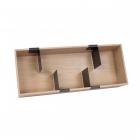 Boîte à provisions en bois pour casserolier Schmidt grande profondeur