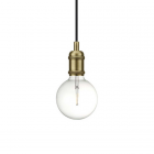 luminaire nordlux suspension avra métal laiton 11060017 détail 1