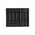 aménagement tiroir intérieur schmidt largeur 80 cm profondeur 62 70 cm thermoforme gris anthracite caneo rcou8070 principale