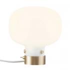 luminaire nordlux lampe de table raito verre et métal opalin 11050008 principale