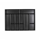 aménagement tiroir intérieur schmidt largeur 90 cm profondeur 62 70 cm thermoforme gris anthracite caneo rcou19070 principale