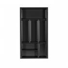 aménagement tiroir intérieur schmidt largeur 40 cm profondeur 57 cm thermoforme gris anthracite caneo rcou4070 principale