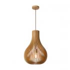 luminaire lucide suspension bodo bois clair courbé 11010001 principale