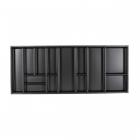 Range-couverts 13 compartiments pour tiroir Schmidt